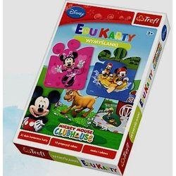 Myszka Miki i Przyjaciele Edu Karty wymyślanki
