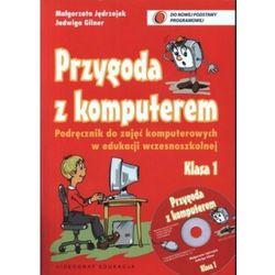 Informatyka SP 1 Przygoda z komputerem. Podręcznik + cd (opr. broszurowa)