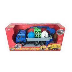Auto śmieciarka Recycle