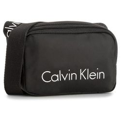 b40b0d9a9 Torebka CALVIN KLEIN BLACK LABEL - City Nylon Small Crossbody K60K603840 001