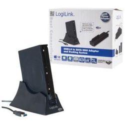 LogiLink Adapter USB 3.0 SATA do HDD/SDD 2,5/3,5