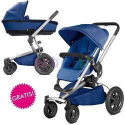 Wózek wielofunkcyjny 2w1 Buzz Xtra + GRATIS Quinny (Blue Base)