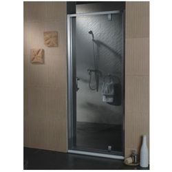 OMNIRES Drzwi 80cm, chrom, transparentne S-80D TR