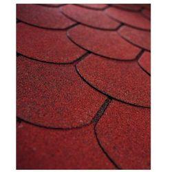 Gont bitumiczny Bardoline Top czerwony Onduline