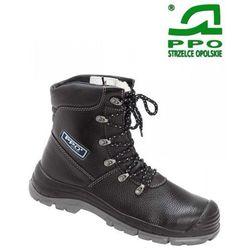Buty obuwie robocze wzór 0157 r39 PODNOSEK, ZIMOWE