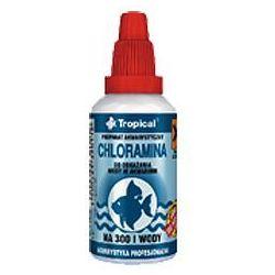 TROPICAL Chloramina - środek do dezynfekcji wody 30ml