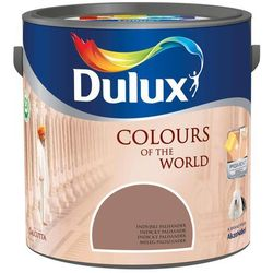 Farba Kolory Świata Dulux Indyjski Palisander 2.5L