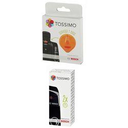 BOSCH TASSIMO T-disk ORANGE 00576837 + BOSCH TASSIMO TCZ6004
