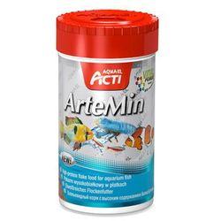 AQUA EL Acti ArteMin - pokarm płatkowany na bazie artemii dla ryb słodkowodnych i morskich 100ml