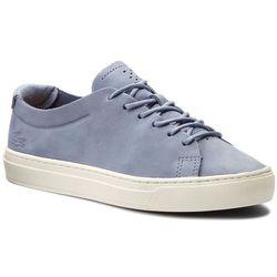 5a086e854bfa0 Sneakersy LACOSTE - L.12.12 Unlined 1183 Caw 7-35CAW0018LP6 Lt Purp/Off