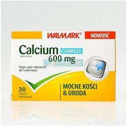 Walmark Calcium Complex 600mg 30 tabletek