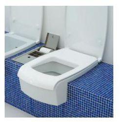 Miska WC do zabudowy Flaminia Sprint biały połysk, 52 x 37,4 x 43 cm UNA/WC