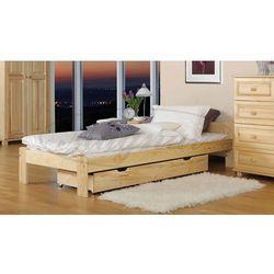 Łóżko sosnowe Celinka 90x200