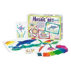 Mozaika Krystaliczna - zestaw kreatywny dla dzieci