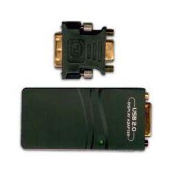 Konwerter USB - HDMI, DVI, VGA, Y2250