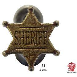 WIESZAKI DO REPLIK GWIAZDY SHERIFFA