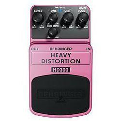 Behringer HEAVY DISTORTION HD300 efekt gitarowy