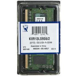 KINGSTON SODIMM DDR3 KVR13LS9S6/2 1.35V- wysyłka dziś do godz.18:30. wysyłamy jak na wczoraj!