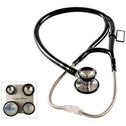 Stetoskop kardiologiczny MDF ProCardial C3 z głowicą 6w1 - czarny