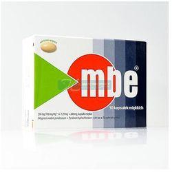 MBE kaps.miękkie 0,15g Mg2+7,29mg+0,2g 30 kaps. (blist.)