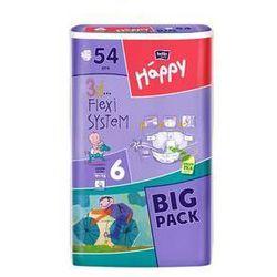 Pieluszki Bella Baby Happy Junior extra Big Pack 54 szt.