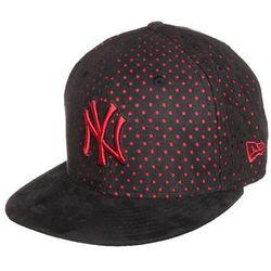 New Era NEW YORK YANKEES Czapka z daszkiem black/scarlet