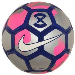 Nike Performance DURO Piłka do piłki nożnej reflect silver/pink