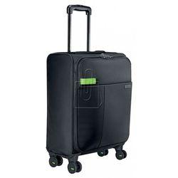 d5eaf4dd21c89 Walizka Leitz Complete Smart Traveller na 4 kółkach - czarna