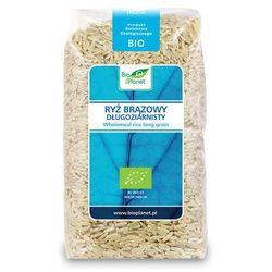Bio Planet: ryż brązowy długoziarnisty BIO - 500 g