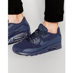 Nike Air Max 90 Ultra Moire Trainers 819477-400 - Blue