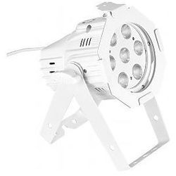 Cameo Light Studio Mini PAR Q 4W W WH - 7x4W, reflektor sceniczny LED