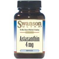 Swanson Astaksantyna (Astaxanthin) 4mg 60 kaps.
