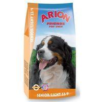 Arion Friends Senior Light karma dla psów starszych 15kg