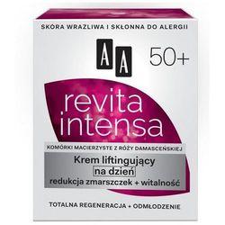 AA Revita Intensa Krem liftingujący na dzień redukcja zmarszczek 50+