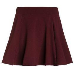 New Look 915 Generation RIVERPOOL Spódnica trapezowa dark burgundy