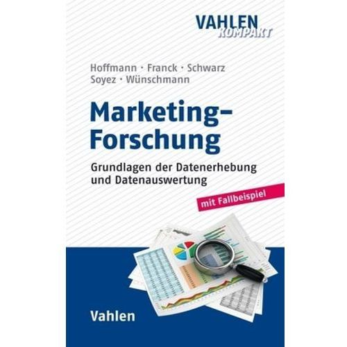 Marketing-Forschung Hoffmann, Stefan