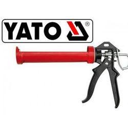 wyciskacz do silikonu mas pistolet YATO solidny