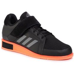 Buty adidas Power Perfect III EF2985 Core BlackNight MetallicCoral
