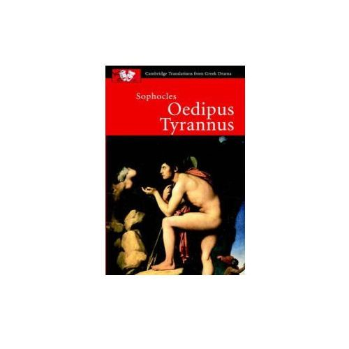 a review of sophocles story oedipus tyrannus Oedipus rex is the latin name of sophocles' most famous tragedy, oedipus tyrannus in the original greek at the time, the term 'tyrant' did not have the negative connotations it bears today: a tyrant was simply a ruler, often one who had taken power with popular support.