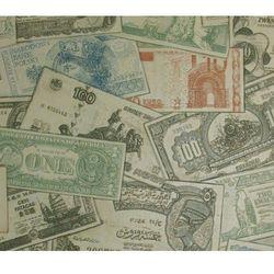 Tapeta ścienna 822120 Aqua Deco 2013 banknoty RASCH Bezpłatna wysyłka kurierem od 300 zł! Darmowy odbiór osobisty w Krakowie.