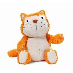 Nici, maskotka, kot, pomarańczowy, 45 cm Darmowa dostawa do sklepów SMYK