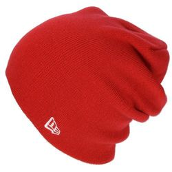 czapka New Era Original Basic Long - Scarlet