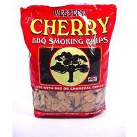 wiórki (drewienka) do wędzenia z USA - Cherry (wiśnia)