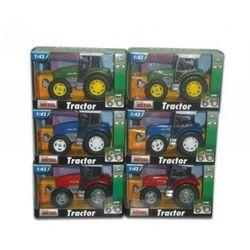 Traktor Teama - Traktor , model w skali 1:43 - TEAMA