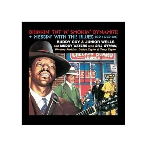 Drinkin TNT N Smokin Dynamite / Messin With Blues (CD+DVD)