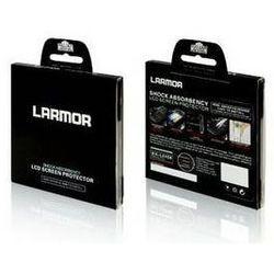 Szkło ochronne GGS na wyświetlacz Larmor dla Nikon D3100 (LRGND3100)