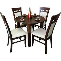 Stół okrągły drewniany STM-3
