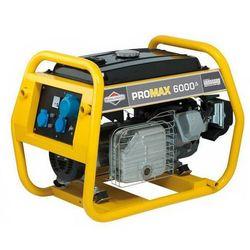 Agregat prądotwórczy NAC Promax 6000A