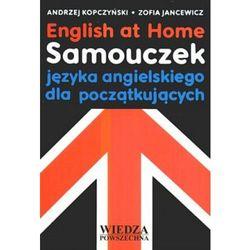 Samouczek języka angielskiego dla początkujących - Andrzej Kopczyński, Zofia Jancewicz (opr. miękka)