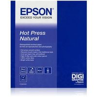 "Epson C13S042324 Hot Press Natural 24 ""x 15 m."